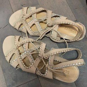 Schutz Jerri Sandals